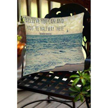 Thumbprintz Flite Indoor/Outdoor Pillow