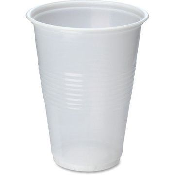 Genuine Joe, GJO10501, Translucent Beverage Cup, 1000 / Carton, Translucent,Clear