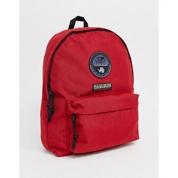 Napapijri Voyage backpack in red