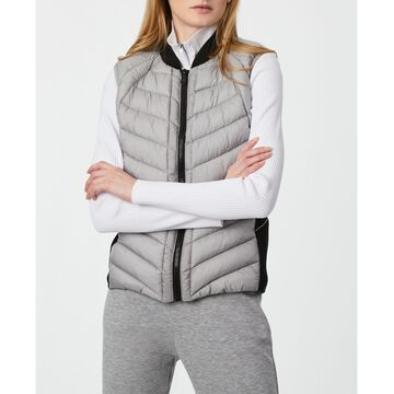 Bernardo Recycled Quilted Puffer Vest