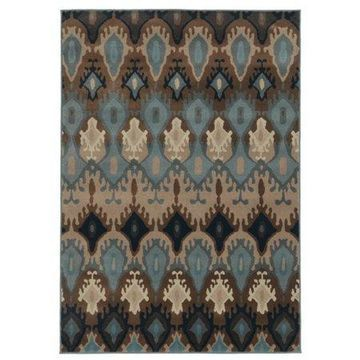 Oriental Weavers of America Brookeside, Blue