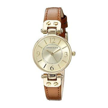 Anne Klein 10-9442CHHY (Honey/Gold) Watches