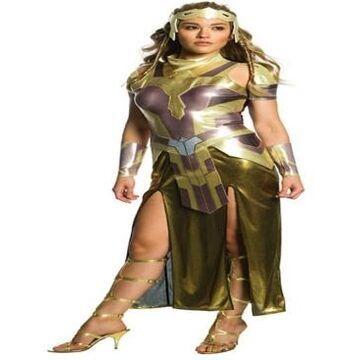 BuySeason Women's Wonder Woman Movie - Hippolyta Deluxe Costume