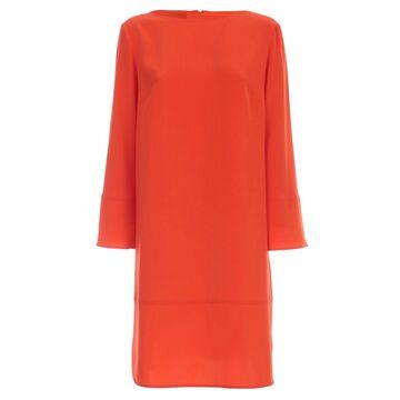 Gianluca Capannolo Cloris Long Dress L/s A Line