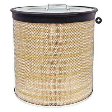 BALDWIN FILTERS LL2507 Air Filter,17-5/8 x 19-17/32 in.