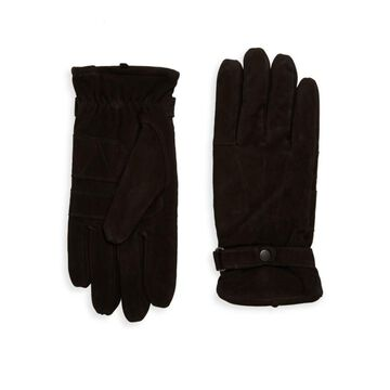 Barbour Leather Gloves