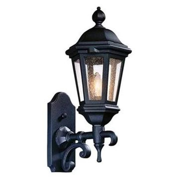 Troy Verona 1-LT Medium Wall Lantern BCD6830BZ - Bronze
