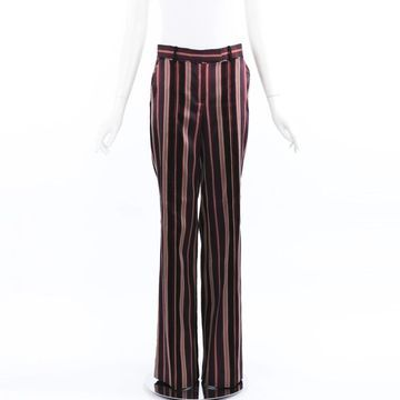 Zimmermann Red Cotton Trousers