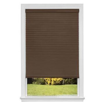 Redi Shade Artisan Select Cordless Cellular Blackout 37-Inch Shade in Mocha