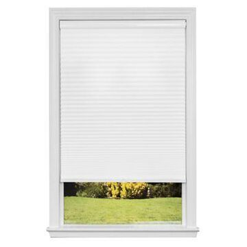 Redi Shade Artisan Select Cordless Cellular Blackout 36-Inch Shade in Cloud White