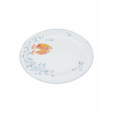 St.Barth Serving Platter White