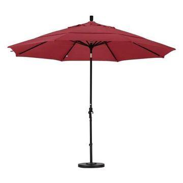 California Umbrella 11' Patio Umbrella in Red