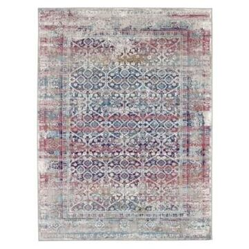 Karastan Meraki Phantasm Multi 2'4 x 7'10 Runner Area Rug