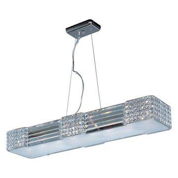 Maxim-Lighting 39785Bcpc Manhattan 8-Light Chandelier