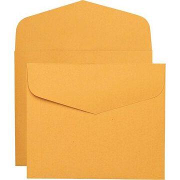 Quality Park, QUA54300, Extra Heavyweight Document Envelopes, 100 / Box, Kraft