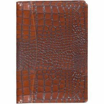 Scully Leather Genuine Leather Ruled Journal, 1051R-0-42-F