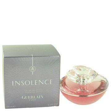 Insolence by Guerlain Eau De Toilette Spray 3.4 oz For Women