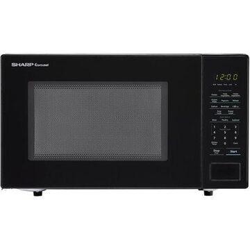 Sharp ZSMC1131CB 1.1 Cu. Ft. Microwave, Black