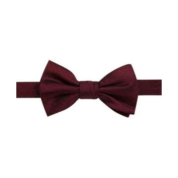 Ryan Seacrest Distinction Men's Angus Solid Bow Tie, Created For Macy's