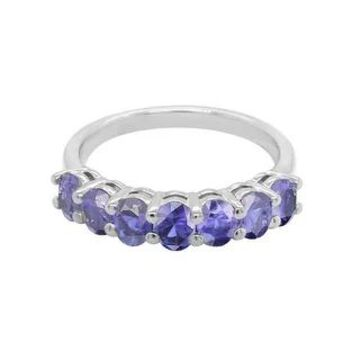 14K Gold Oval 4x3MM Tanzanite Ring by Noray Designs
