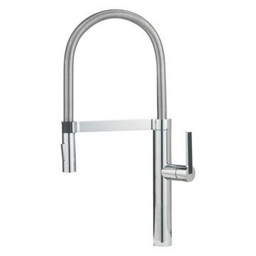 Blanco 441331 Culina 1-Handle High-Arc Kitchen Faucet, Chrome