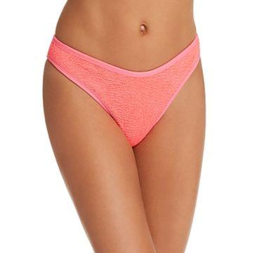 L Space Womens Whiplash Hipster Bikini Swim Bottom Separates