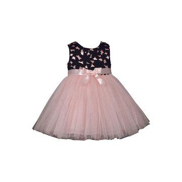 Bonnie Jean 2-pc. Girls Sleeveless A-Line Dress - Baby