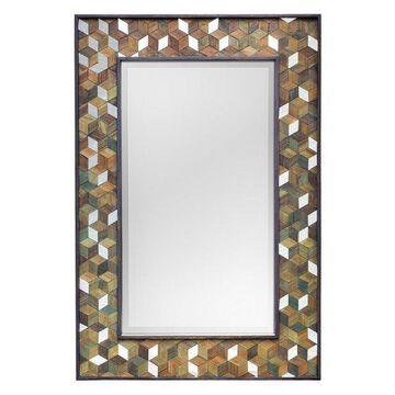 Uttermost Cadia Wooden Mirror