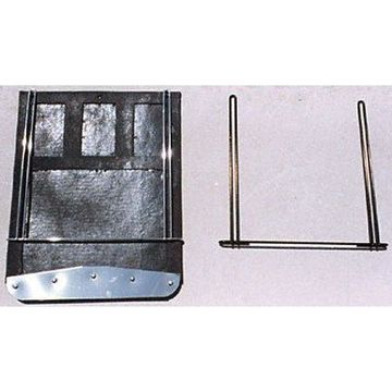 Go Industries Dually Mud Flap Set - Classic Style