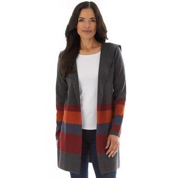 Petite Apt. 9 Open-Front Sweater Coatigan