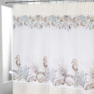 Avanti Destin Shower Curtain