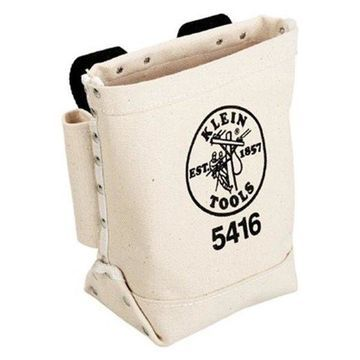 Klein Tools Bolt and Bull Pin Bag With Canvas Loop Connect