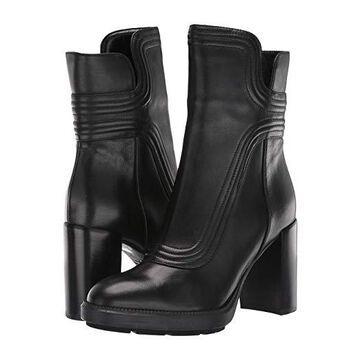 Aquatalia Illiana (Black Calf) Women's Shoes