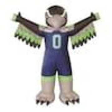 Boelter Brands Seattle Seahawks 7-ft Inflatable