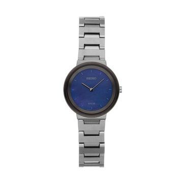 Seiko Women's Stainless Steel Solar Watch - SUP385