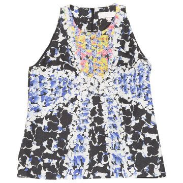 Peter Pilotto Multicolour Silk Tops