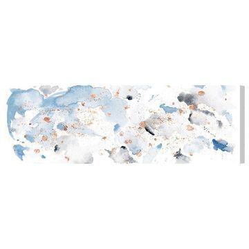 Oliver Gal 'Serenity Clouds' Framed Art