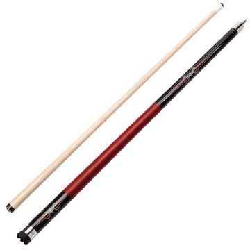 Viper Sinister Series Cue with Red/Black Wrap