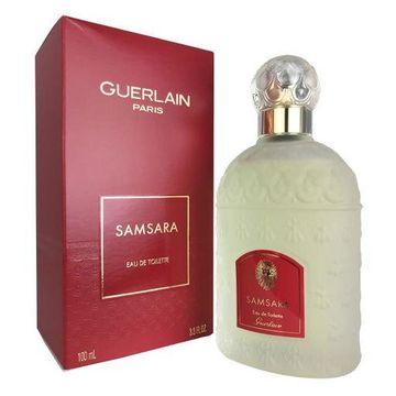 Samsara for Women by Guerlain 3.3 oz 100 ml Eau de Toilette Spray