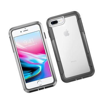 iPhone 8 Plus Case | Pelican Voyager Case - fits iPhone 6s/7/8 Plus (Clea... New