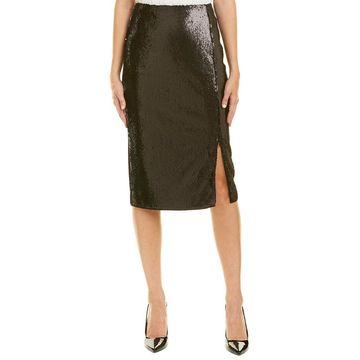 Akris Womens Pencil Skirt