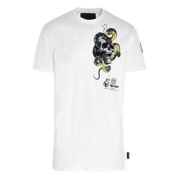 Philipp Plein tatoo Skull T-shirt