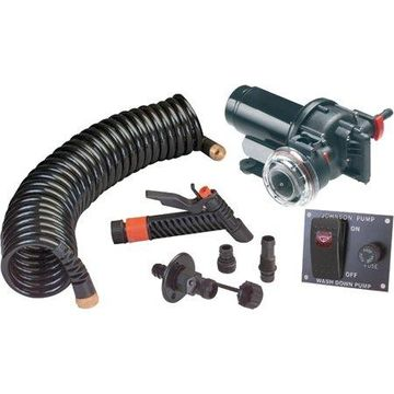 Seachoice 12V Wash Down Pump Kit