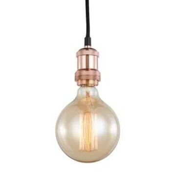 Woodbridge Lighting 18323-G125 Fulton Mini-pendant w/ G125 Bulb