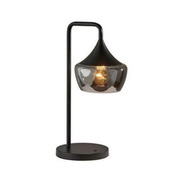 Adesso Eliza Lighting Collection Table Lamp In Black