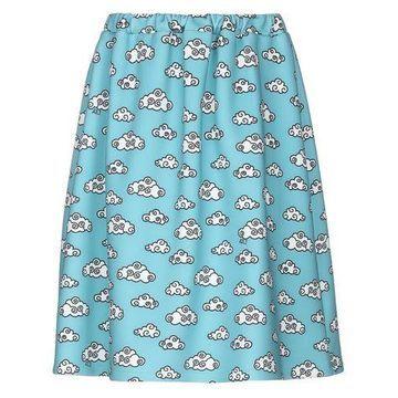 AU JOUR LE JOUR Knee length skirt