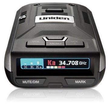 ''Uniden R3 Extreme Long Range Radar Laser Detector GPS, DSP, Voice Alert, Silver''