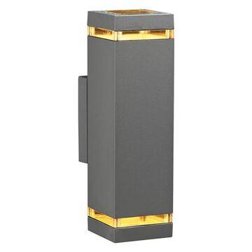 Plc Lighting 2 Light Outdoor Fixture Porto-Ii Collection 1745 Sl