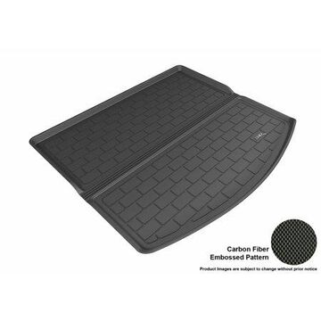 3D MAXpider 2013-2016 Mazda CX-5 All Weather Cargo Liner in Black with Carbon Fiber Look