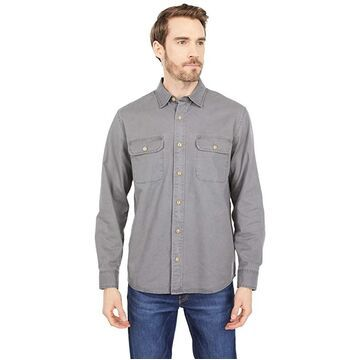 Pendleton Beach Shack Shirt (Charcoal) Men's Clothing